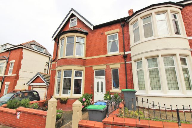 Thumbnail End terrace house to rent in Redcar Road, Blackpool