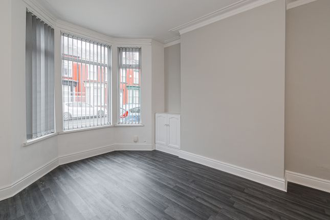 Thumbnail Terraced house to rent in 209 Molyneux Road, Liverpool