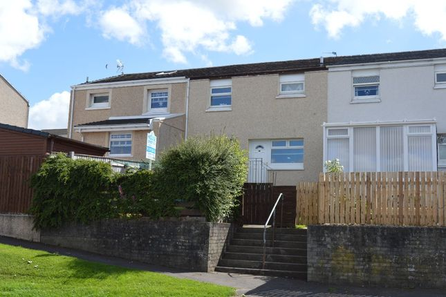 Thumbnail Terraced house for sale in Honeywell Crescent, Chapelhall, Airdrie
