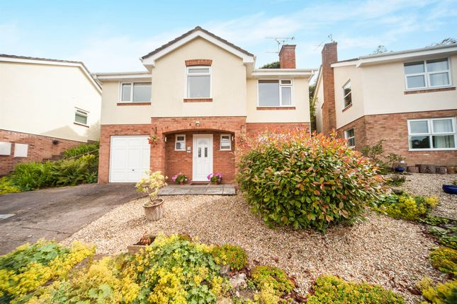 Thumbnail Detached house for sale in Mayflower Avenue, Exeter