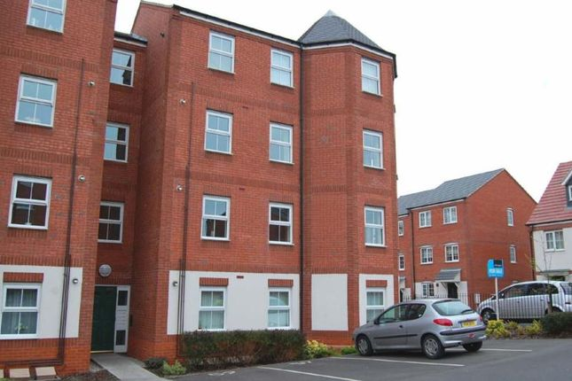 Thumbnail Flat to rent in Palmerston Road, Squires Court, Ilkeston, Derbyshire