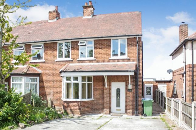 Thumbnail Semi-detached house to rent in Laurel Avenue, Forest Town, Mansfield