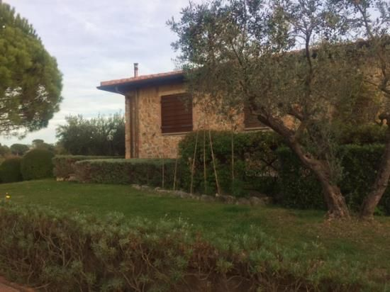 Thumbnail Semi-detached house for sale in Poderi DI Montemerano, Manciano, Grosseto, Tuscany, Italy