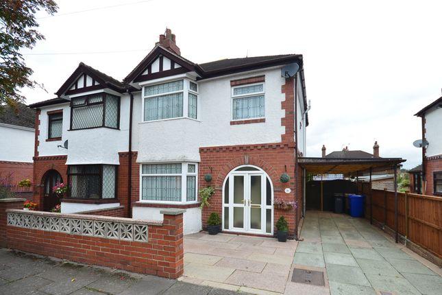 Thumbnail Semi-detached house to rent in Trafalgar Road, Hartshill, Stoke-On-Trent