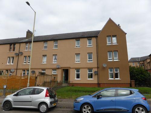 External of Sandeman Street, Dundee DD3