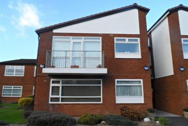 Thumbnail Flat for sale in Silverburn, St Annes