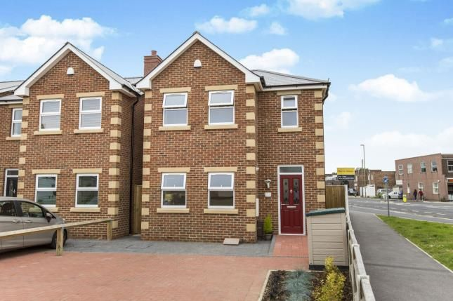 Thumbnail Detached house for sale in Mengham Avenue, Hayling Island, Hampshire