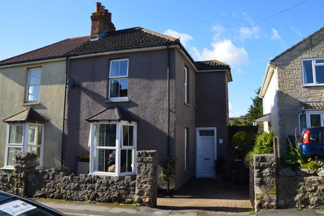 Thumbnail Semi-detached house for sale in Coronation Road, Worle, Weston-Super-Mare