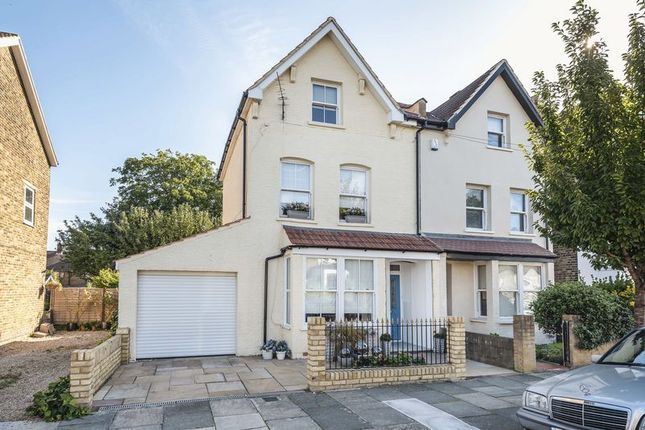 Semi-detached house for sale in Merchland Road, London