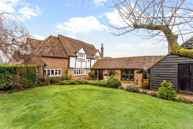Detached house for sale in Old School Hill, Ley Hill, Chesham