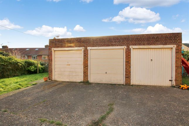 Middle Garage of Southview Gardens, Worthing BN11