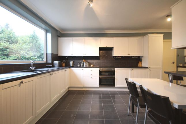 Thumbnail Detached house for sale in Rectory Drive, Wingerworth, Chesterfield