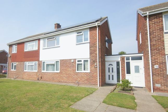 Thumbnail Semi-detached house for sale in The Parkway, Gosport