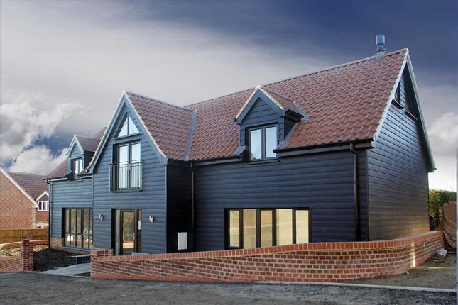 Thumbnail Property for sale in The Street, Witnesham, Ipswich