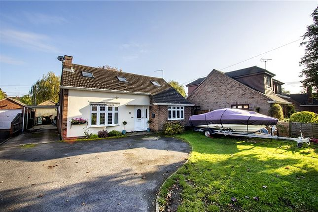Thumbnail Detached house for sale in Darby Green Lane, Blackwater, Surrey