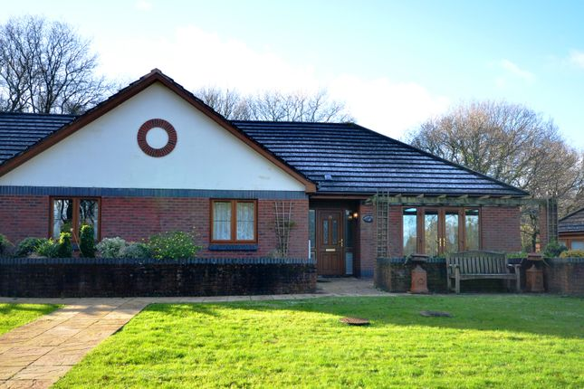 Thumbnail Bungalow for sale in 15 The Paddocks, Gittisham Hill Park, Honiton, Devon