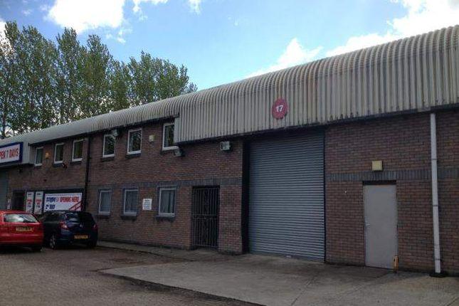 Thumbnail Industrial to let in Unit 17, Aberaman Industrial Estate, Aberaman, Aberdare CF44, Aberdare,