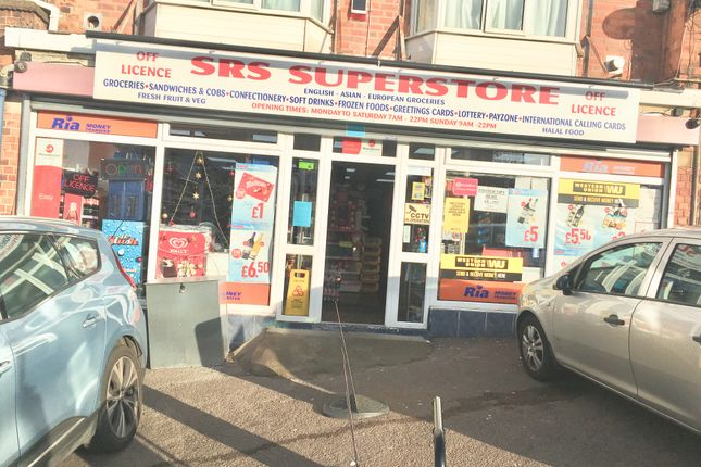Thumbnail Retail premises to let in St Saviours Road, Leicester