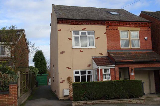 Thumbnail Semi-detached house for sale in Belper Road, Stanley Common, Ilkeston