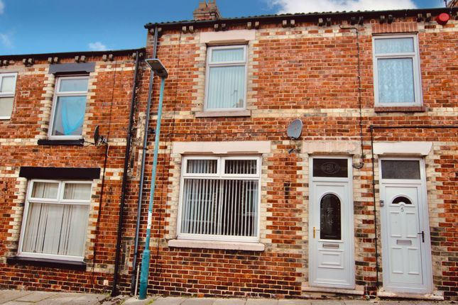 Thumbnail Terraced house for sale in 3 Heslop Street, Close House, Bishop Auckland