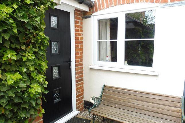 Thumbnail End terrace house to rent in Station Terrace, Framlingham, Woodbridge