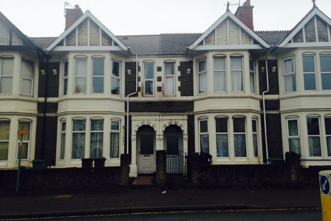 Thumbnail Flat to rent in Whitchurch Road, First Floor, Cardiff