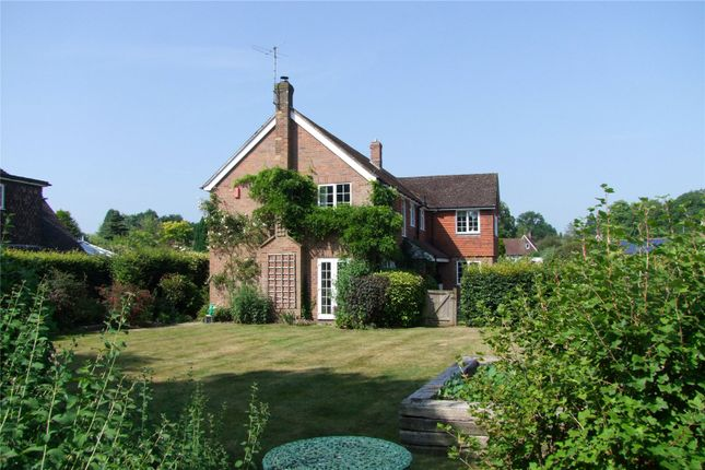 Thumbnail Detached house for sale in Crabtree Gardens, Headley, Hampshire