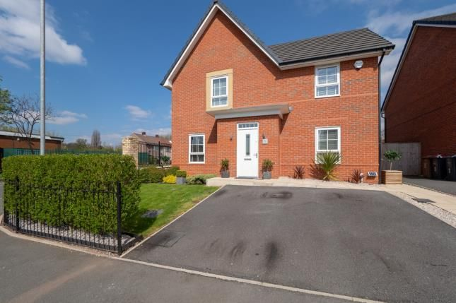 Thumbnail Detached house for sale in Holden Drive, Pendlebury, Swinton, Manchester