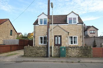 Thumbnail Detached house to rent in Woodrow Road, Melksham, Wiltshire