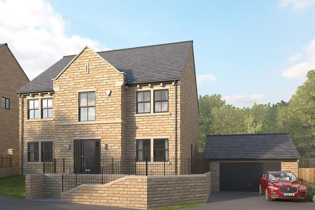 Thumbnail Detached house for sale in The Walton, Snelsins View, Cleckheaton