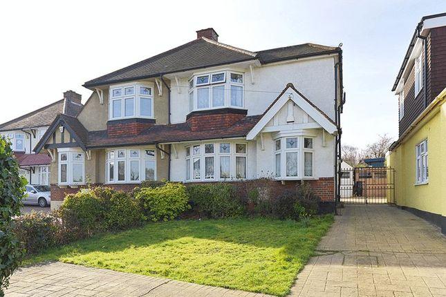 Semi-detached house for sale in Elmbridge Avenue, Surbiton