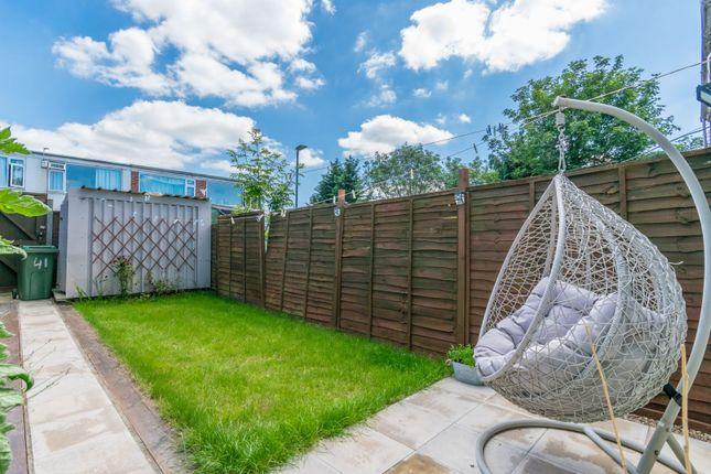 Rear Garden of Telford Way, Leicester LE5