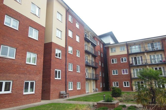 Thumbnail Flat to rent in Constantine House, New North Road, Exeter