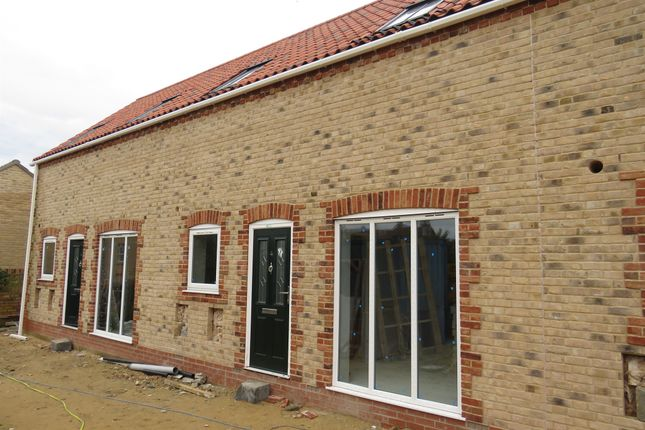 Thumbnail End terrace house for sale in Clover Lane, Downham Market