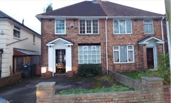 Thumbnail Semi-detached house to rent in Olton Boulevard East, Acocks Green, Birmingham