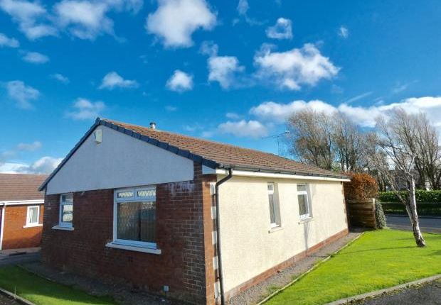 Thumbnail Bungalow for sale in Kestrel Grove, Moresby Parks, Whitehaven