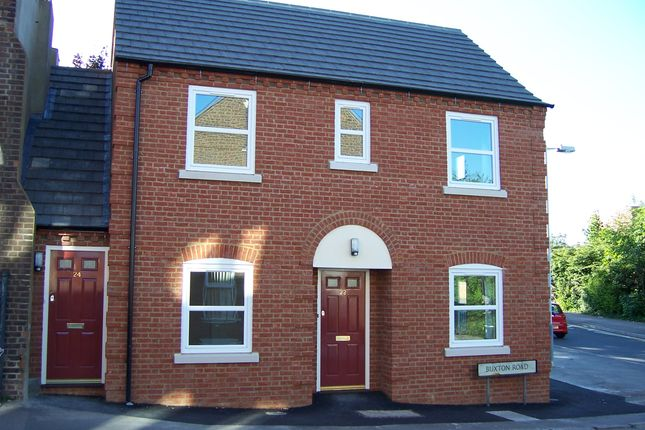 Thumbnail Maisonette to rent in Buxton Road, Luton, Beds