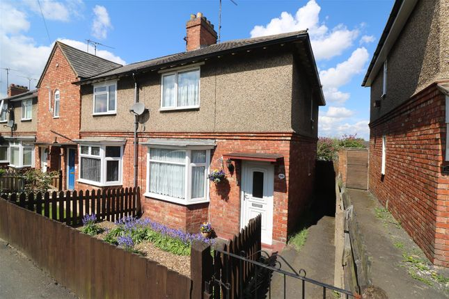 Thumbnail End terrace house for sale in Irchester Road, Rushden