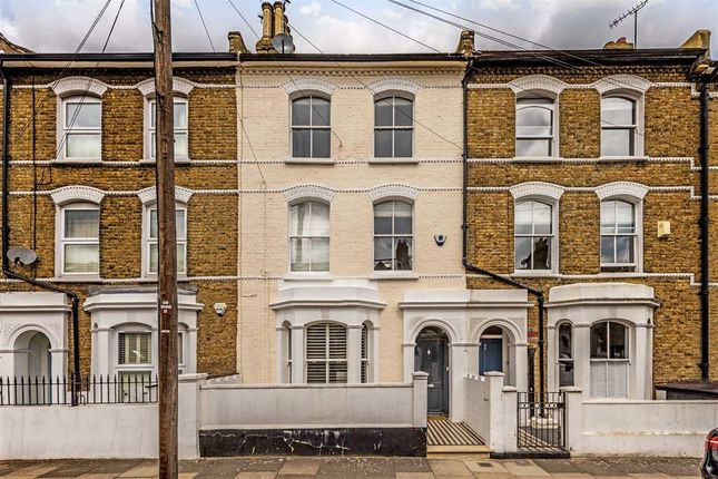 Thumbnail Terraced house to rent in Nansen Road, London