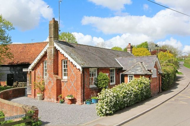 Thumbnail Detached bungalow for sale in White Way, Pitton, Salisbury
