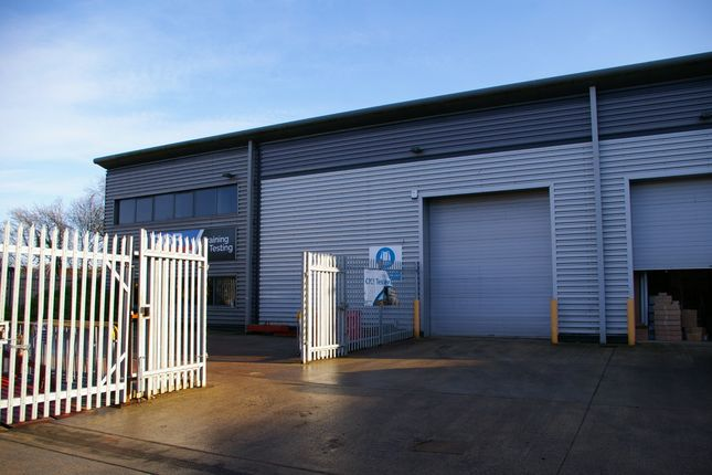 Thumbnail Industrial for sale in 11 Drakes Drive, Crendon Industrial Park, Long Crendon, Bucks.