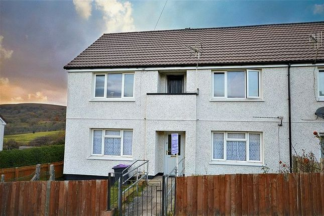 Thumbnail Flat for sale in Rockvilla Close, Varteg, Pontypool