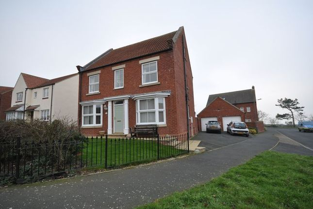 Thumbnail Detached house for sale in Chancel Way, Whitby