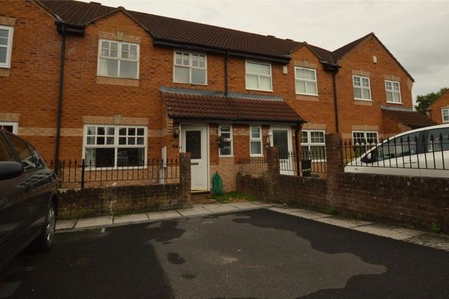 Thumbnail Terraced house to rent in Weirfield Green, Taunton, Somerset