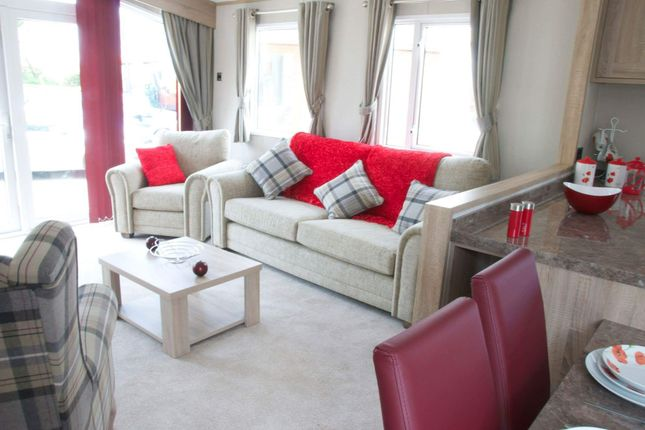 Static Holiday Lodge For Sale Devon 6