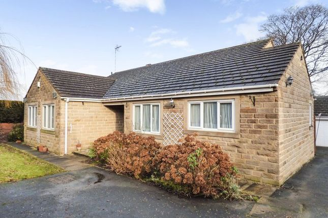 Thumbnail Detached bungalow for sale in Lower Hall Lane, Liversedge