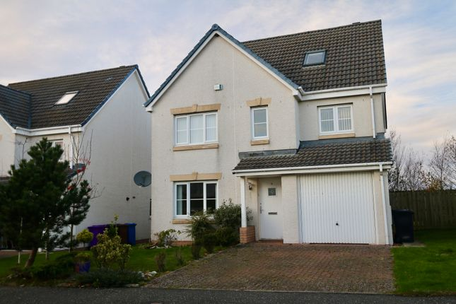 Thumbnail Detached house for sale in Priest Hill View, Stevenston