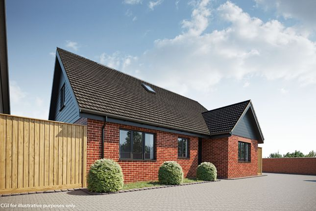 Thumbnail Detached house for sale in Plot 11 The Willow, Oakland Mews, Strumpshaw