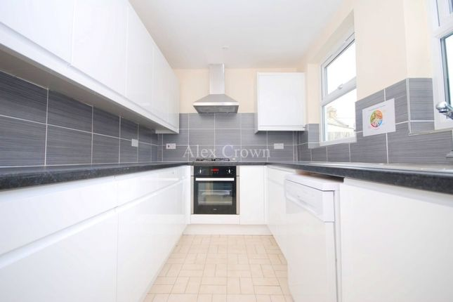 Thumbnail Terraced house to rent in College Park Road, London