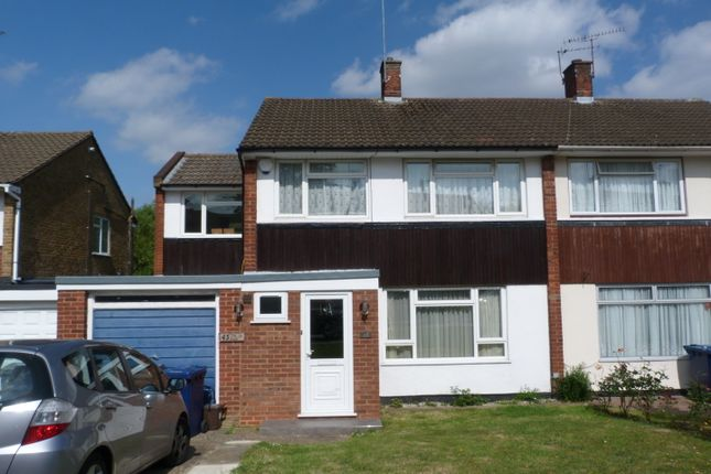 Thumbnail Semi-detached house to rent in The Hook, New Barnet